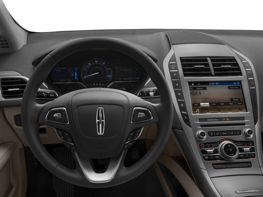 2017 Lincoln Mkz Hybrid Select In Shawnee Ok Joe Cooper Ford Of