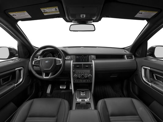 2017 Land Rover Discovery Sport Hse Luxury In Shawnee Ok Joe Cooper Ford Of