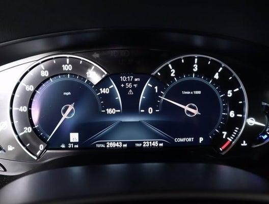 2019 BMW 5 Series 540i xDrive Loaner