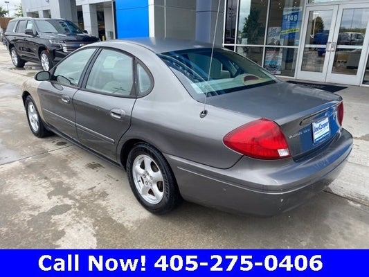 2004 ford taurus ses in shawnee ok oklahoma city ford taurus joe cooper ford of shawnee 2004 ford taurus ses