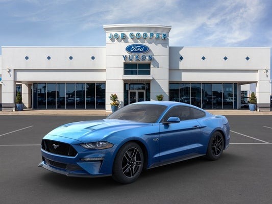 Joe Cooper Ford Shawnee >> 2020 Ford Mustang GT in Shawnee, OK | Oklahoma City Ford ...