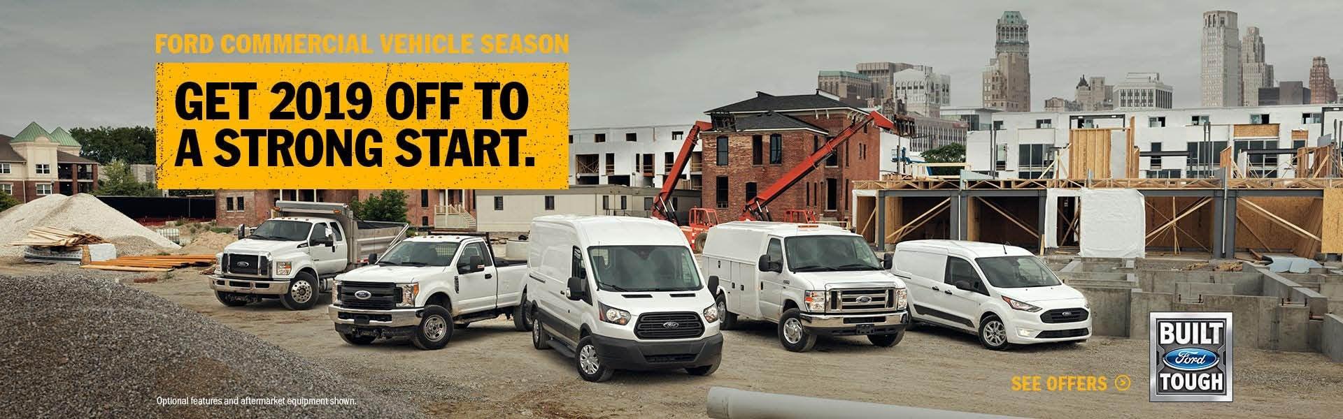 commercial vehicle season